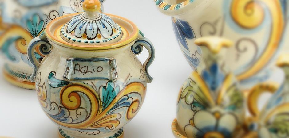 Lampadari In Ceramica Di Caltagirone.Ceramiche Di Caltagirone Sito Ufficiale Vendita On Line Oggetti In